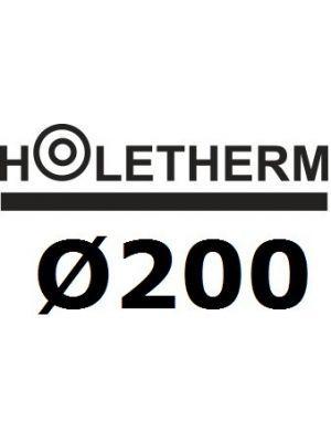 Holetherm Rookkanaal Ø200
