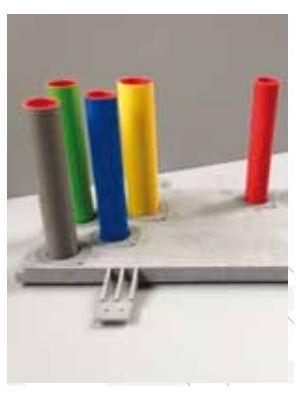 Meterkastvloerplaat Komo  Gasplaat geisoleerd Rc 2,5